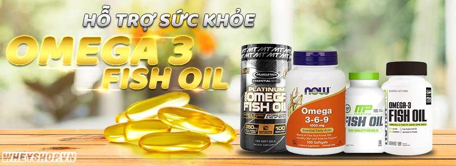 Dầu cá có chứa 2 loại omega 3: axit eicosapentaenoic (EPA) và axit docosahexaenoic (DHA), đây là các axit có vai trò quan trọng trong quá trình chuyển hóa mỡ thừa