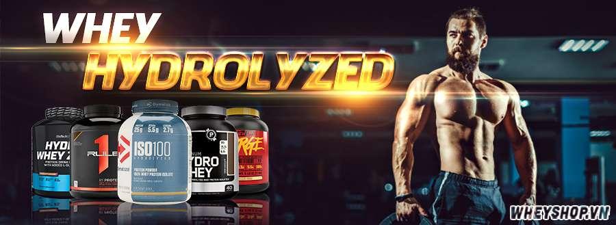 Trong số các loại Whey Protein có mặt trên thị trường thì Hydrolyzed Whey Protein hay còn gọi là Whey Thủy Phân được đánh giá là whey siêu tinh khiết