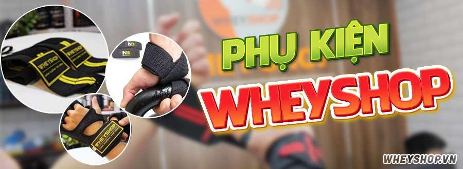 Mua phụ kiện tập gym tại WheyShop sẽ luôn luôn đảm bảo cam kết về chất lượng của sản phẩm so với những thương hiệu hàng đầu hiện nay. Nhưng đi kèm với ..
