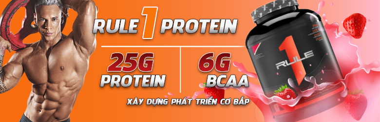 Rule 1 Protein không có chất béo, tinh bột, hoặc cholesterol - và không bột kem thêm hoặc gums được thêm vào giống các sản phẩm protein khác, duy trì khối lượng cơ nạc