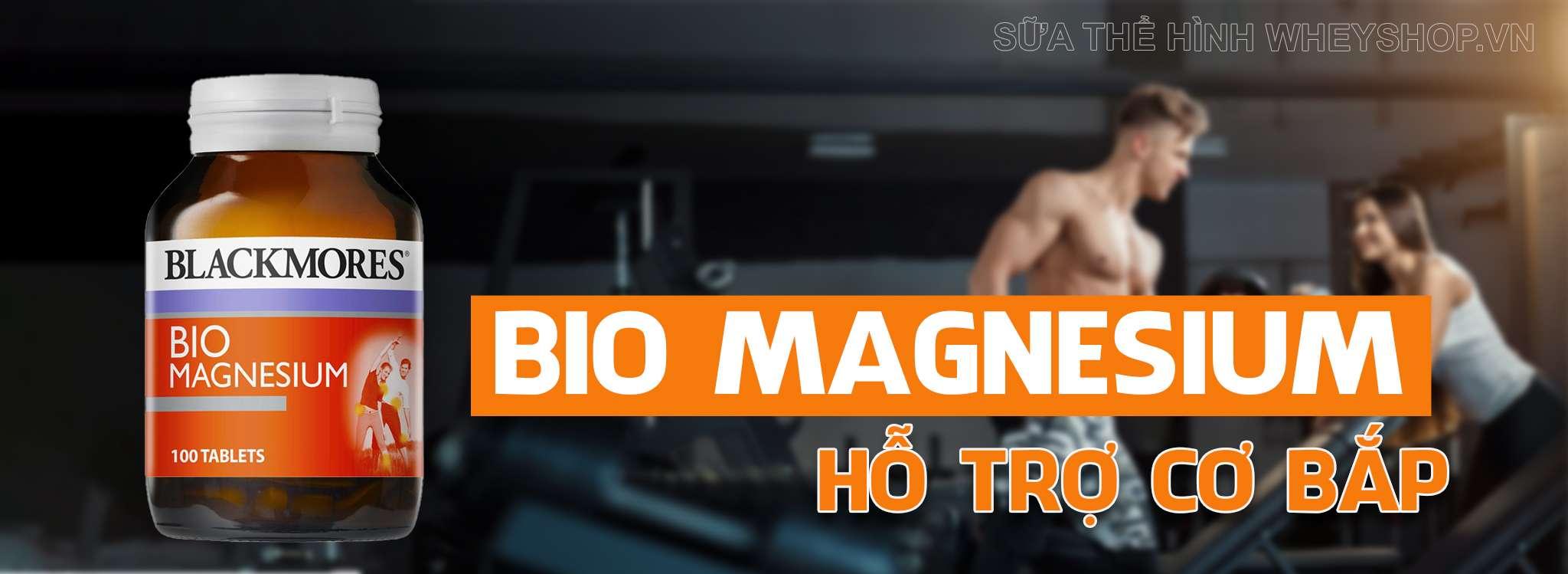 Blackmores Bio Magnesium 100 vien gia re ha noi tphcm