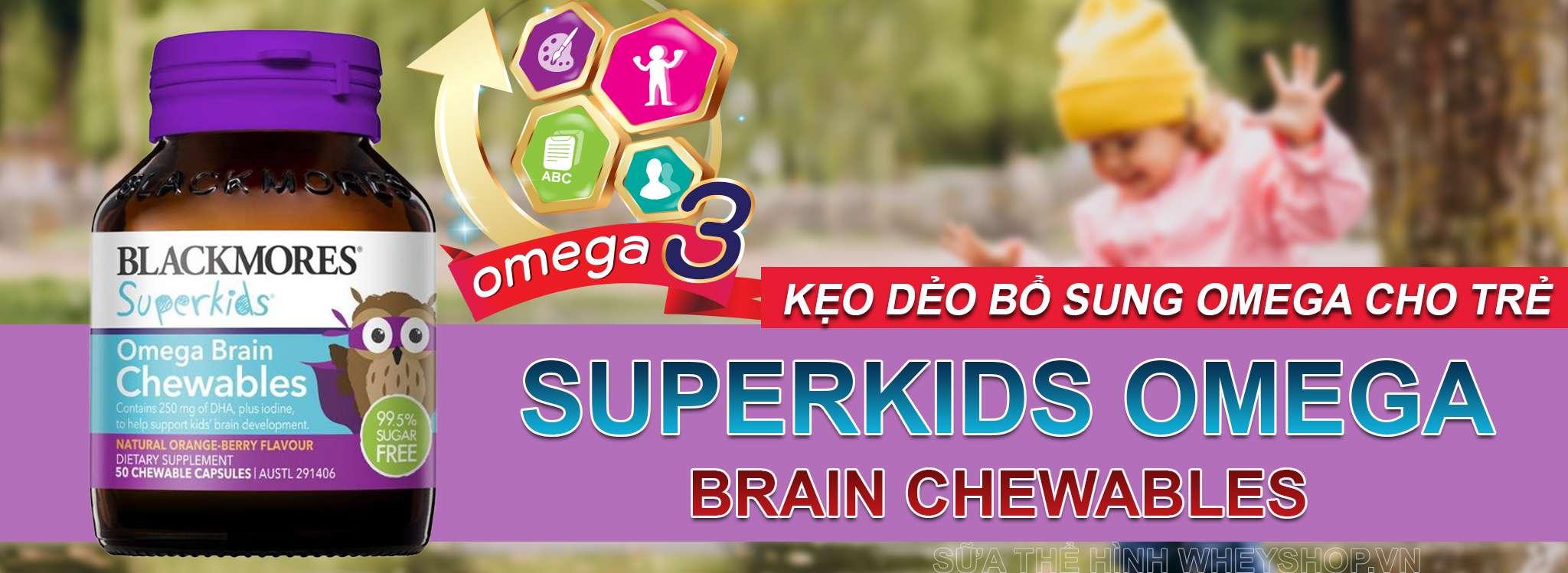 Blackmores Superkids Omega Brain Chewables 50 vien gia re ha noi tphcm1
