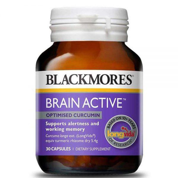 Blackmores Brain Active là sản phẩm tăng cường trí nhớ và bổ não chính hãng Blackmores ÚC được nhập khẩu trực tiếp, uy tín, giá rẻ nhất tại Hà Nội TpHCM