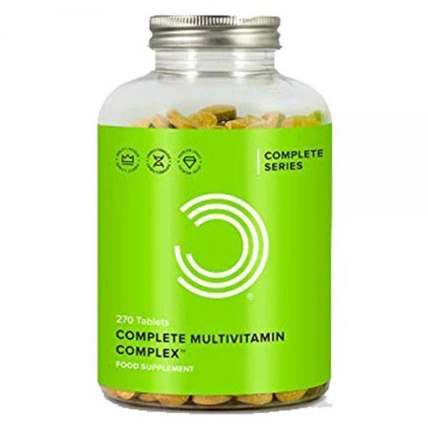 Complete Multivitamin Complexbổ sung hơn 30 loại vitamin và khoáng chất thiết yếu cho người tập gym, thể hình, hỗ trợ nâng cao sức khỏe, hiệu suất tập luyện...
