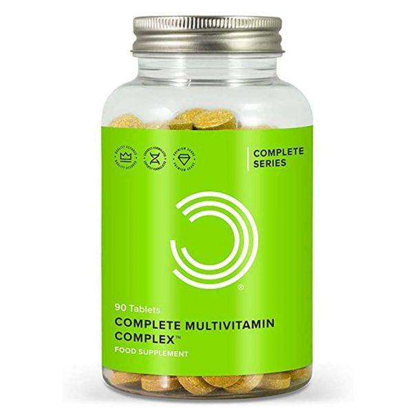 Bulk Powder Complete Multivitamin là sản phẩm bổ sung hơn 30 nguồn Vitamin hỗ trợ sức khỏe, cải thiện sinh lý và tăng cường sức đề kháng hiệu quả.