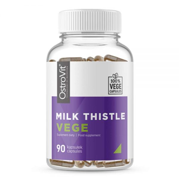 Ostrovit Milk Thistle là sản phẩm bổ gan, hỗ trợ chức năng gan có chứa chiết xuất từ hạt cây kế sữa hoàn toàn tự nhiên và vô cùng an toàn đối vơi sức khỏe.