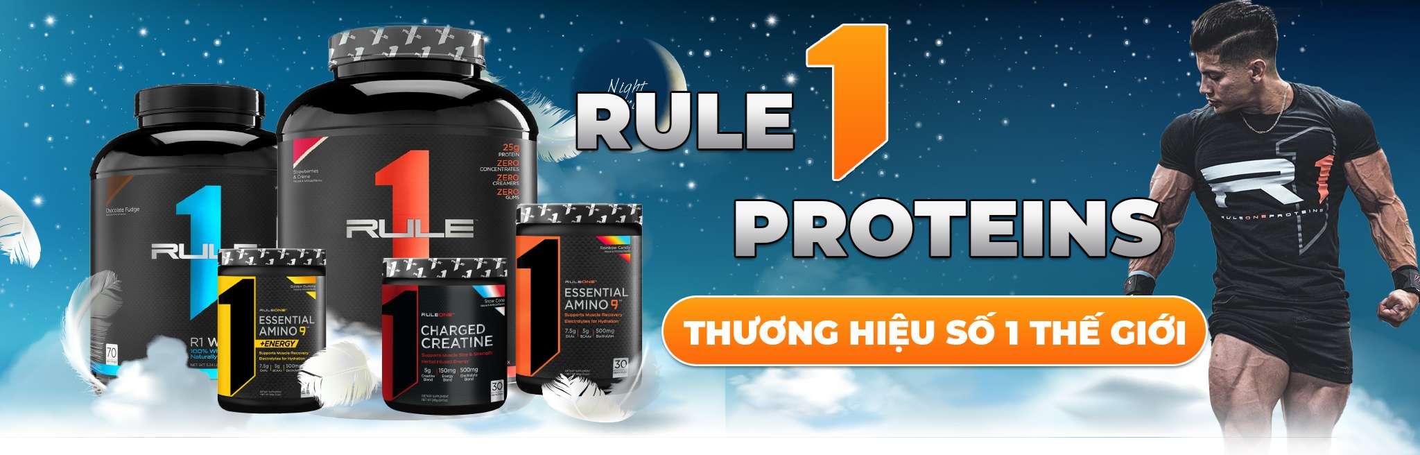 RULE 1 PROTEIN thuong hieu so 1 the gioi gia re ha noi tphcm