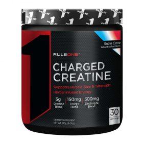 Rule 1 Charged Creatine là sản phẩm tăng hiệu suất tập luyện, tăng sức mạnh và khối lượng cơ bắp của RULE 1 | Rule 1 Charged Creatine giá khuyến mãi giá nhất tại Hà Nội TpHCM.