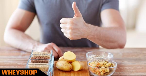 ăn gì tăng cân nhanh nhất