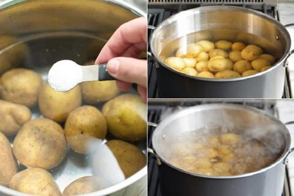 ăn khoai tây có béo lên không