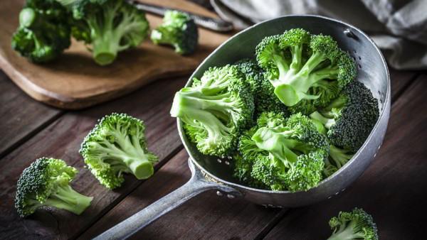 ăn rau gì để giảm cân
