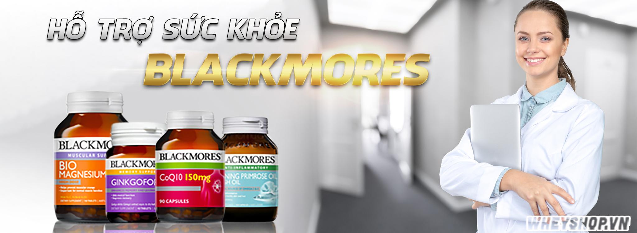 Thực phẩm chức năng Blackmores , chúng tôi cung cấp những sản phẩm thuốc blackmores, vitamin, khoáng chất chăm sóc sức khỏe của bạn, mang tới những lợi ích tốt nhất, đảm bảo an toàn sử dụng, 100% nguồn gốc tự nhiên