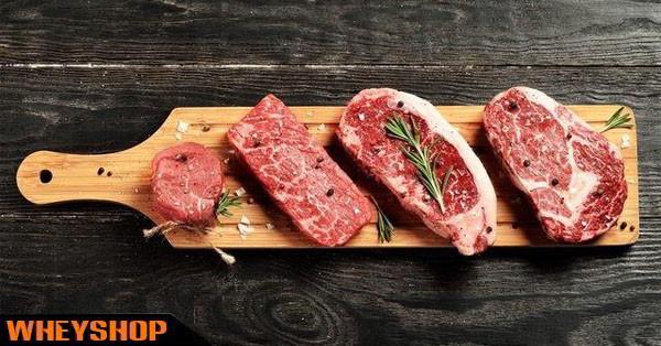 ăn nhiều thịt bò có tốt không
