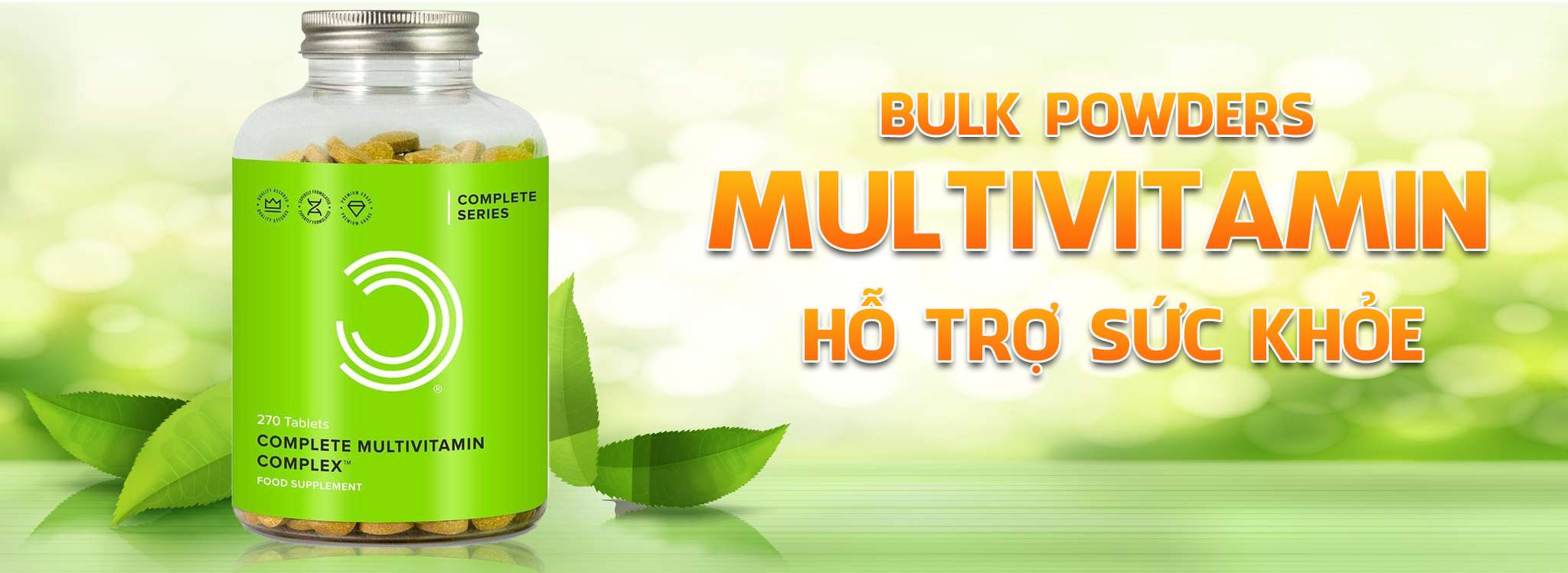 complete multivitamin ho tro suc khoe dinh duong 270 vien 1