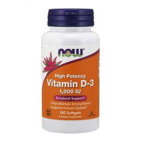 Now Vitamin D3 1000IU bổ sung Vitamin D3, hỗ trợ cải thiện sức khỏe, sức đề kháng, xương khớp. Now Vitamin D3 nhập khẩu chính hãng, giá tốt nhất thị trường