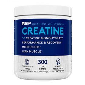 Sản phẩm RSP Creatine 60 lần sử dụng tăng sức mạnh, sức bền, cơ bắp hiệu quả. RSP Creatine nhập khẩu chính hãng, uy tín, giá rẻ tại Hà Nội TPHCM