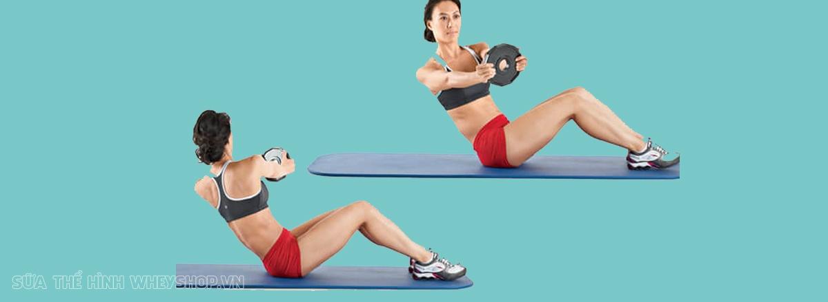Video hướng dẫn 20 bài tập bụng cho nữ tại nhà hiệu quả nhanh nhất. Giúp giảm mỡ, săn chắc cơ bụng hiệu quả, nhanh gọn và đơn giản dễ dàng tập theo...