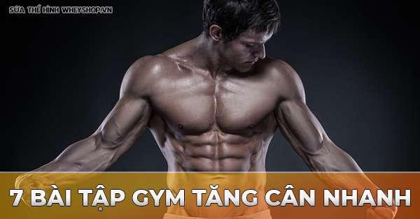 7 bai tap gym tang can nhanh cho nguoi gay 600x314