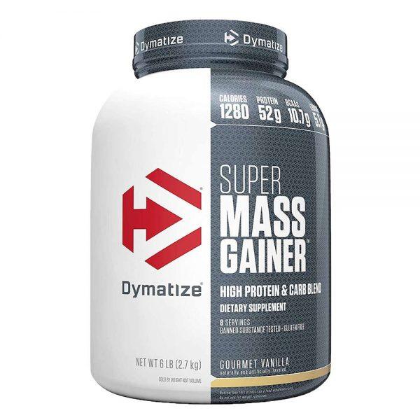 Super Mass Gainer 6lbs là sản phẩm sữa tăng cân nhanh Mass Gainer hỗ trợ người gầy. Super Mass 6lbs size nhỏ, tiết kiệm chi phí, chính hãng, khuyến mãi giá rẻ