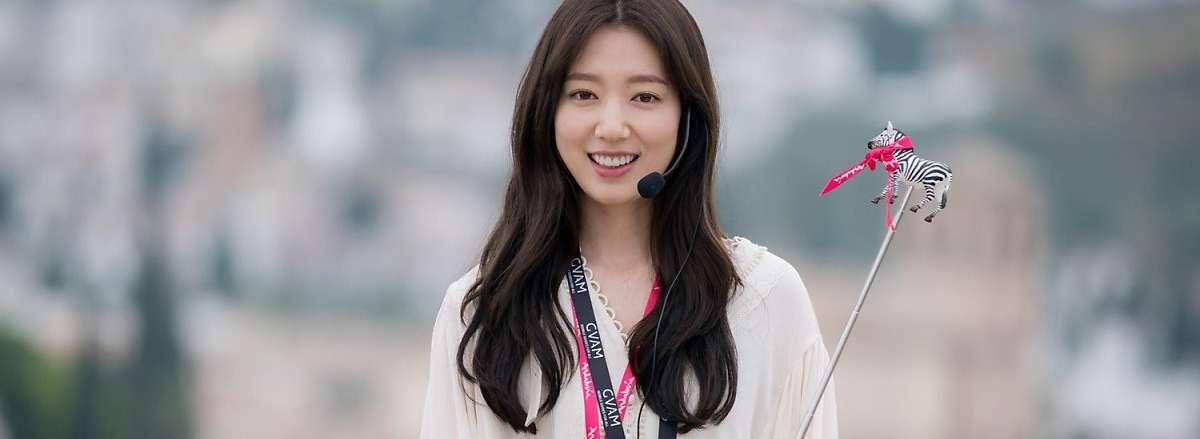 bi mat thuc don giam can cua cac sao han Park Shin Hye