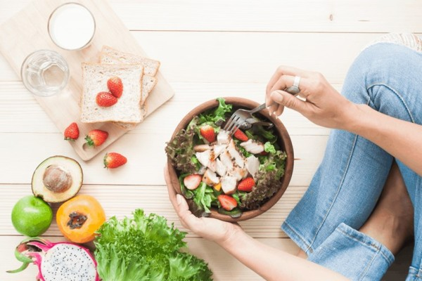 chế độ ăn giảm cân cho nam
