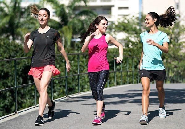 đi bộ đúng cách để giảm cân
