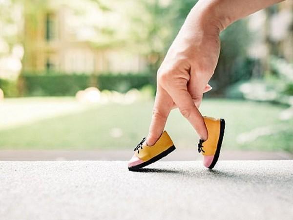 đi bộ đúng cách để giảm mỡ bụng