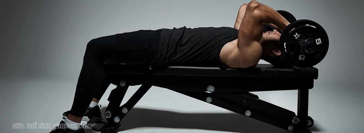 Cùng WheyShop tham khảo lịch tập gym cho nam 6 buổi 1 tuần hỗ trợ tăng cơ tăng sức mạnh hiệu quả. Lịch tập gym chi tiết kèm hình ảnh minh họa,...