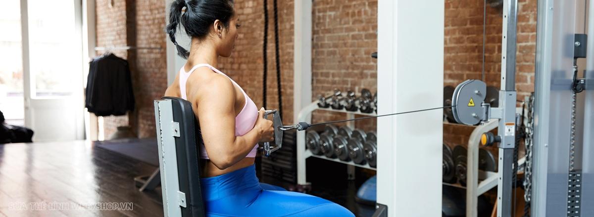 Cùng WheyShop tìm hiểu ngay lịch tập gym cho nữ 5 ngày giảm cân giảm mỡ hiệu quả nhất, chi tiết nhất kèm hình ảnh minh họa lịch tập gym cho nữ ...