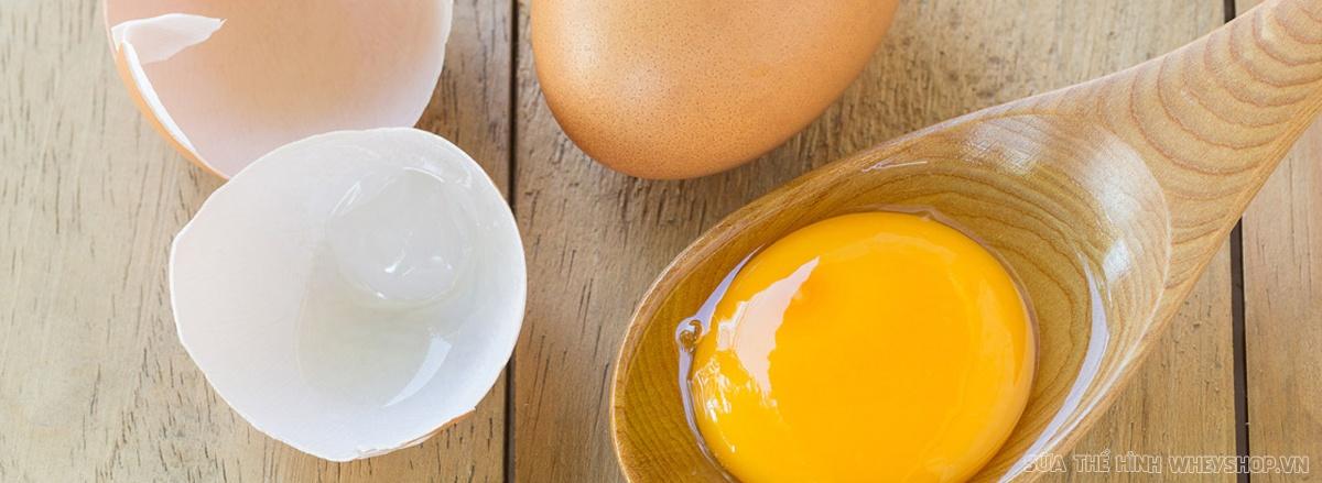 Lòng trắng trứng là thực phẩm bổ sung dinh dưỡng hàng đầu cho người tập gym thể hình. Hãy cùng tìm hiểu ngay 10 lợi ích tuyệt vời của lòng trắng trứng ...