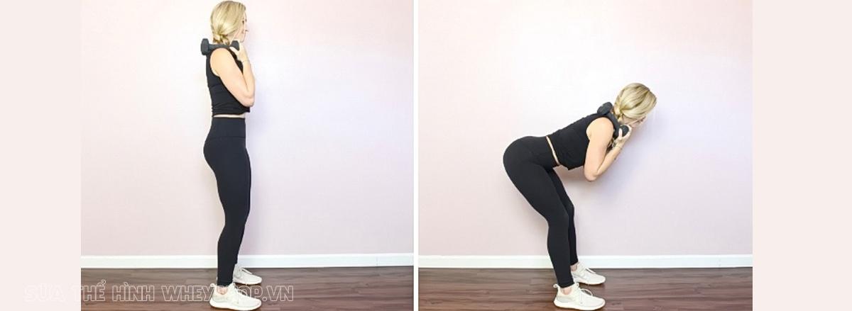 Cùng WheyShop tìm hiểu ngay 17 bài tập lưng cho nữ giảm mỡ săn chắc hiệu quả nhanh nhất cùng cách tập các bài tập lưng cho nữ hiệu quả, đơn giản ...