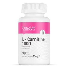 Ostrovit L Carnitine là sản phẩm bổ sung 1000mg L Carnitine hỗ trợ chuyển hóa mỡ thừa lành tính của cơ thể thành năng lượng hiệu quả, an toàn, giá rẻ...