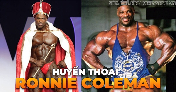 Ronnie Coleman hinh anh ve huyen thoai 8 lan vo dich Mr Olympia 600x314 1