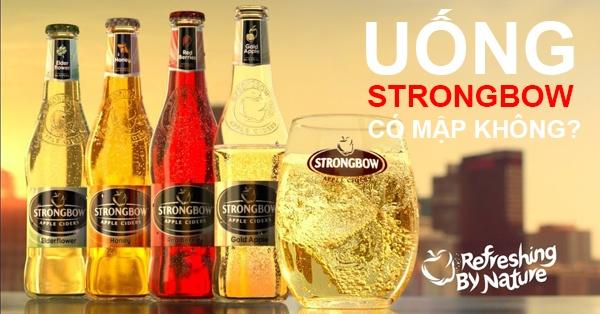 Strongbow là gì ? Uống Strongbow có mập không ?