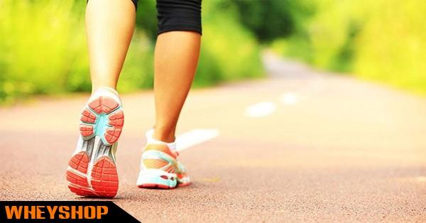 đi bộ tập thể dục