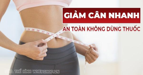 Cùng tìm hiể cách giảm cân nhanh an toàn và mang tới cho bạn hiệu quả bất ngờ. Tổng hợp những cách giảm cân theo khoa học, hoàn toàn lành mạnh đối với sức khỏe