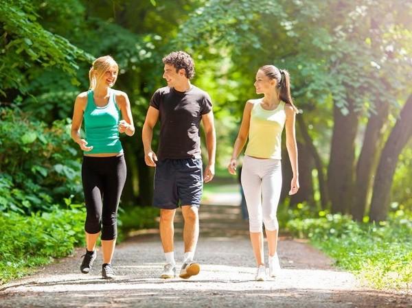 1 ngày nên đi bộ bao nhiêu bước