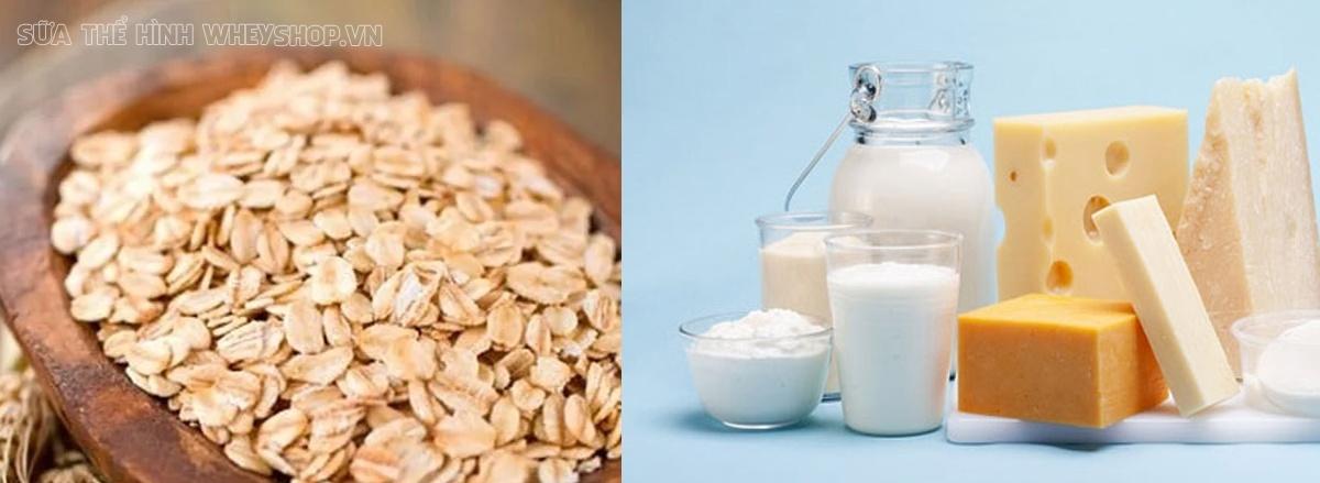 Yến mạch là thực phẩm dinh dưỡng hàng đầu cho sức khỏe. Cùng WheyShop tìm hiểu ngay 30 cách chế biến yến mạch dành cho tất cả mọi người qua bài viết sau...