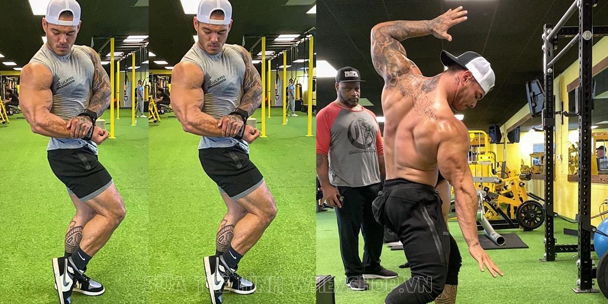 Jeremy Buendia là tượng đài Men's Physique của thế giới với 4 lần đăng qua vô địch bởi thân hình hoàn mỹ, tiêu chuẩn cực đẹp với tỷ lệ vàng, tìm hiểu kỹ hơn ...