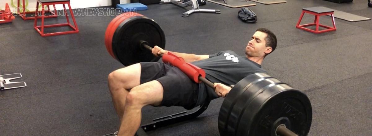 Hip Thrust là bài tập quen thuộc tác động vào phần mông, phát triển vòng 3 hiệu quả. Cùng tìm hiểu cách tập Hip Thrust tăng vòng 3 tại nhà đơn giản, hiệu quả...