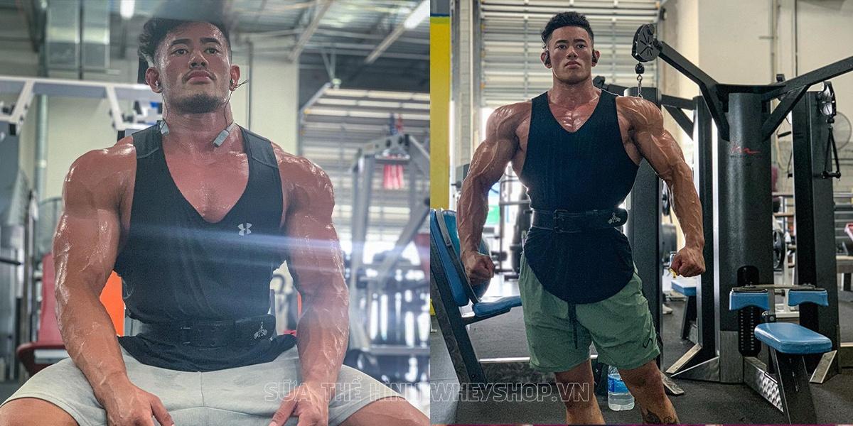 Steven Cao là vận động viên Men's Physique gốc Việt nổi tiếng hàng đầu thế giới với thân hình 6 múi lực lưỡng. Cùng tìm hiểu chi tiết hơn về anh ấy qua bài viết