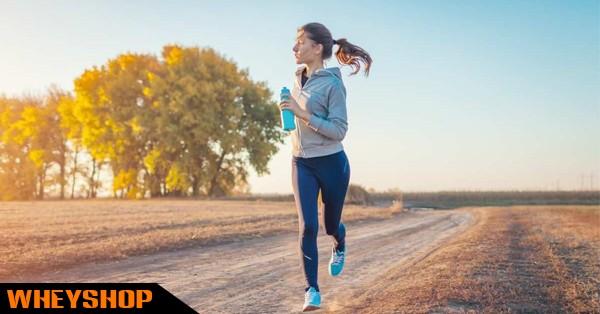 chạy bộ giảm cân trong 1 tháng