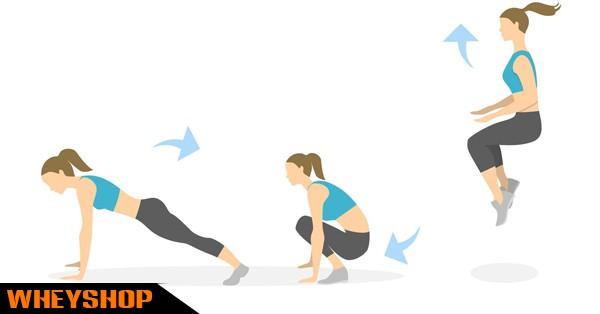 Cách rèn luyện thể lực tốt nhất tại nhà cho người bận rộn