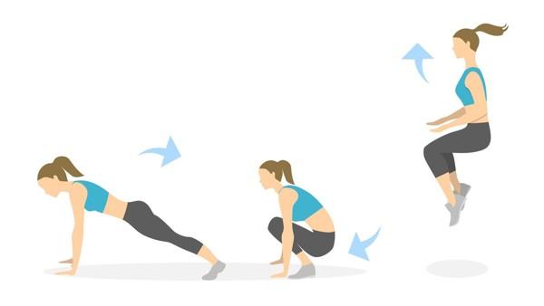cách rèn luyện thể lực tốt nhất