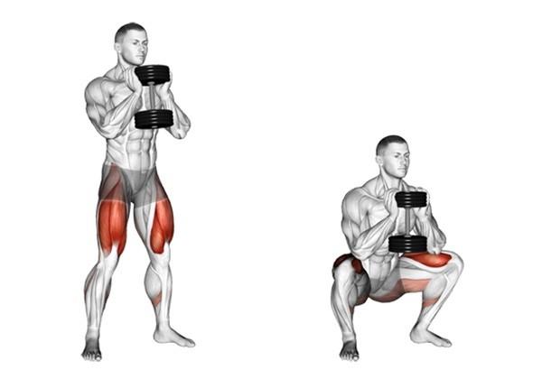cách tập luyện thể lực