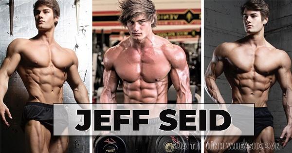 Jeff Seid là một vận động viên thể hình, người mẫu và là người có tầm ảnh hưởng lớn đối với cộng đồng fitness tại Mỹ và thế giới. Cập nhật nhanh tin tức, hình ảnh