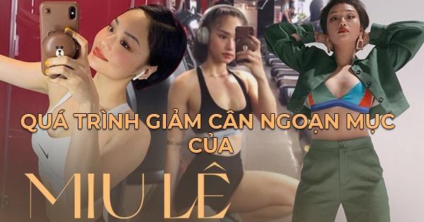 Miu Lê là nữ ca sĩ nổi tiếng hàng đầu Việt Nam. Hãy cùng tìm hiểu quá trình giảm cân ngoạn mục để sở hữu body vạn người mê của Miu Lê qua bài viết này nhé !!!