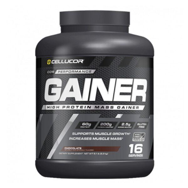 COR Gainer Mass là sản phẩm tăng cân tăng cơ nạc hàng đầu của hãng Cellucor. Cor Performance Gainer nhập khẩu chính hãng, giá rẻ nhất tại Hà Nội, TpHCM