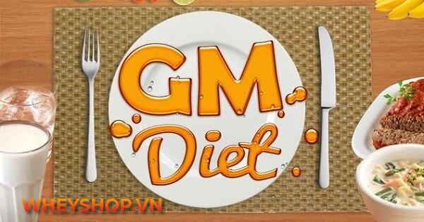 GM Diet là phương pháp giảm cân quen thuộc của rất nhiều người bởi hiệu quả giảm cân nhanh, an toàn với sức khỏe. Tìm hiểu ngay các bước thực hiện GM Diet nhé