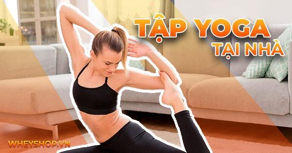 Hướng dẫn cách tập yoga tại nhà